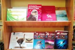 книжная выставка экологический калейдоскоп