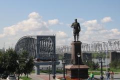 Единственный в мире памятник мосту